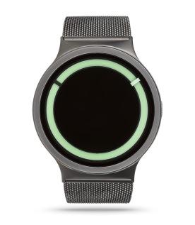 reloj ziiiro-eclipse-metal-gunmetal-mint-zaragoza
