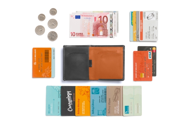Cartera Bellroy Note Euros