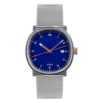 Reloj Alessi Tic 15 azul