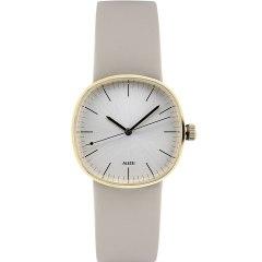 Reloj Alessi Tic 15 lady Beige gold