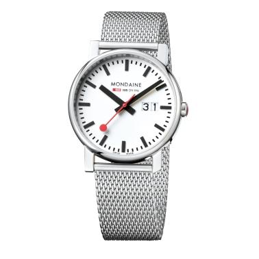 reloj-mondaine-evo-big-date-milanesa