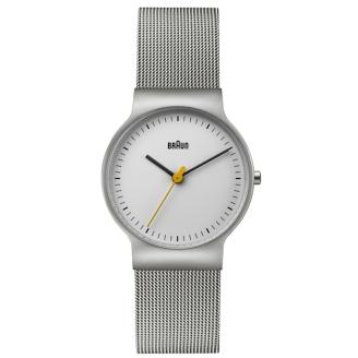 Reloj Braun Slim blanco señora