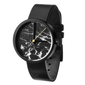 Reloj Aaak marble negro