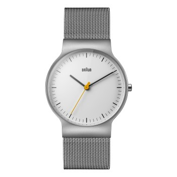 Reloj Braun Slim detall acero
