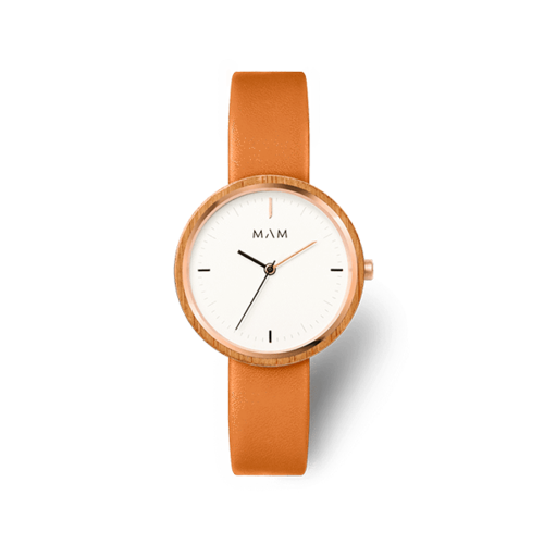 reloj_mam_plano_33mm_caramel