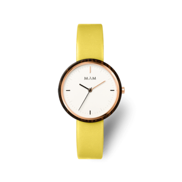 reloj_mam_plano_33mm_yellow