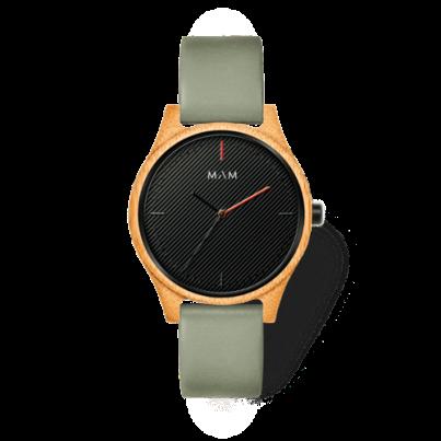 Reloj Mam Areno Verde