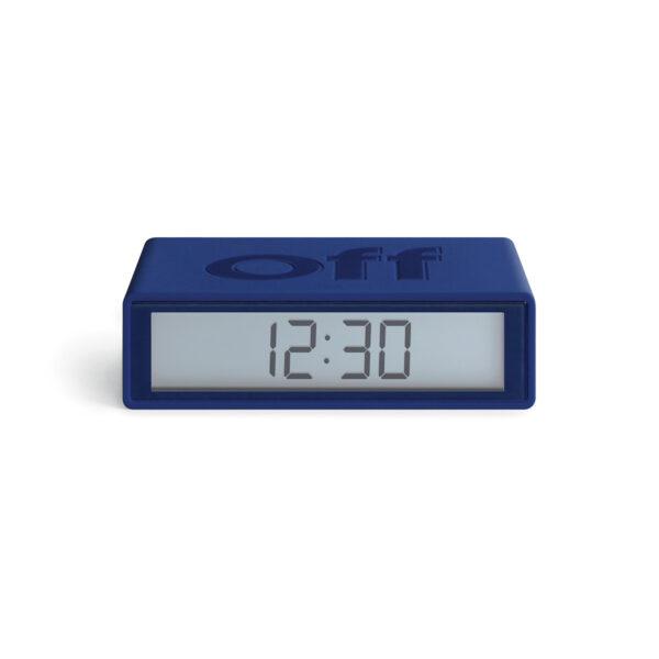 Despertador_lexon_flip_blue