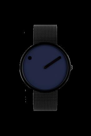 Picto_40mm_mesh_black_blue